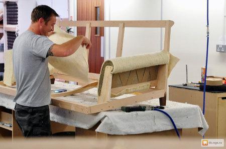 Ремонт и реставрация мебели в Казани